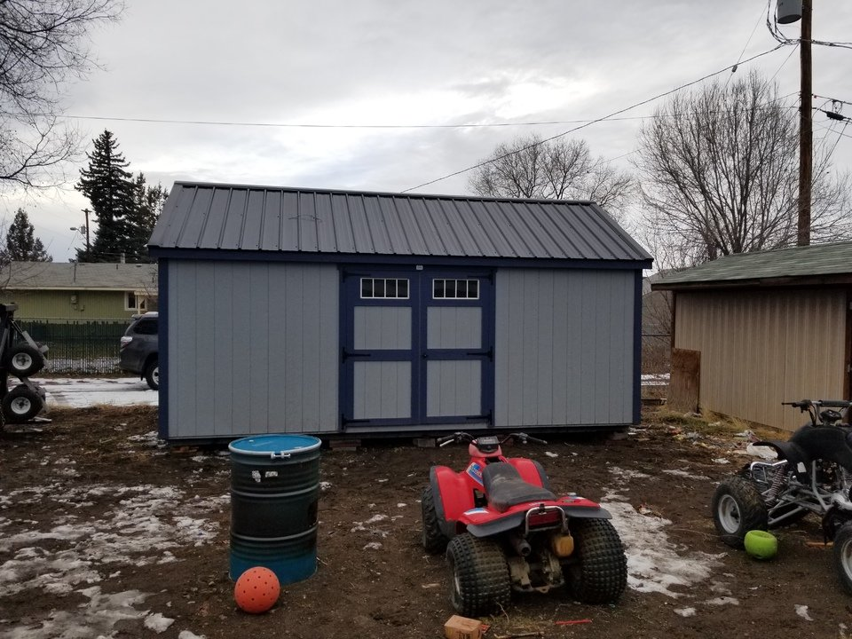 Pre-built Utility Sheds for Sale in Portland, Oregon